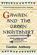 Gawain and the Green Nightshirt Book Cover and Amazon link