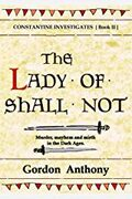 The Lady of Shall Not Book Cover and Amazon link